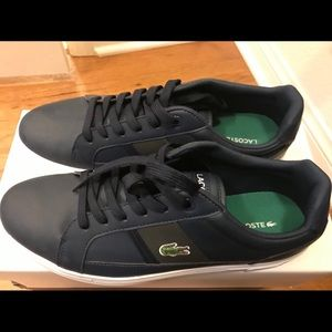 NEW! Lacoste shoes